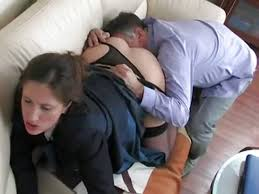 Dad fucks naughty girl