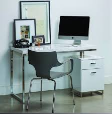 white desk with file cabinets desk with file drawer