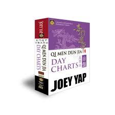 Qi Men Dun Jia Day Charts Qmdj Book 7 By Joey Yap Infinity Feng Shui Ifs Scs