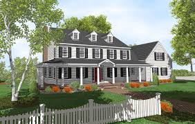 colonial house plans. 2 Story Colonial House Plan Plans
