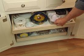 how to make pull out shelves for kitchen cabinets diy projects s