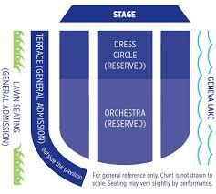 Au Seating Chart