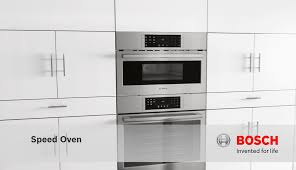 bosch hbl8751uc 30 inch sd combination wall oven with true convection autochef sd programs quietclose door self clean telescopic rack