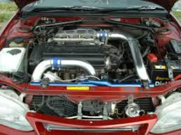 Blitz Turbo Kit for AE111 20V (BlackTop)
