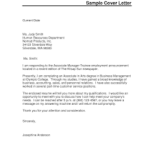 Cover Letter Template Word Resume Samples