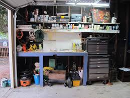 Your Garage Can Become Your WorkshopGarage Workshop