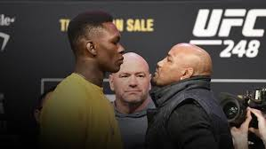 Marvin vettori and the stacked ufc 263 fight card is set to take place tonight in glendale, arizona. Ufc 248 Adesanya Vs Romero Ufc