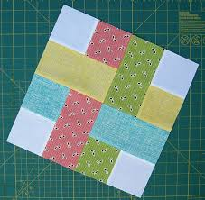 Simple Square Quilt Patterns Beauteous Sept DoGoodStitches A Quilt Ideas Pinterest Patchwork Craft