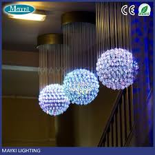 best fiber optic chandelier fiber optic pendant images on part 2