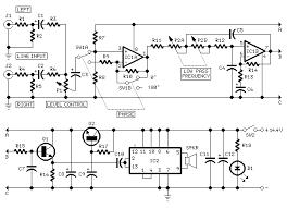 circuit diagrams 4u car subwoofer driver car subwoofer driver