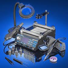 Soldering & <b>Rework Stations</b>, Soldering/Desoldering Equipment ...