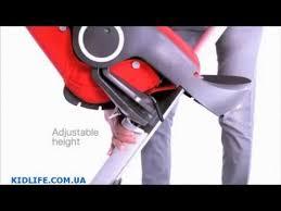 Видео обзор коляски <b>Stokke Xplory</b> 2 в 1 - YouTube