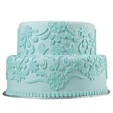 Sugar Paste Cake Decorating Lace Fondant Gum Paste Mold Wilton