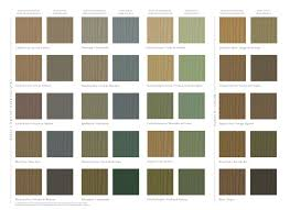 Arborcoat Solid Stain Color Chart Benjamin Moore Co In 2019 Deck Stain Colors Benjamin