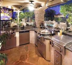 Outside Kitchens Outside Kitchen Designs Trends For 2017 Outside Kitchen Designs