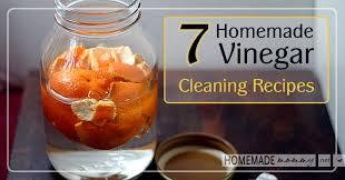 7 homemade vinegar cleaning recipes homemademommy net