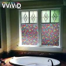 diy window frosting x stained glass frosted privacy vinyl window home decor frosting rice paper decorative diy frosted glass windows with glue diy