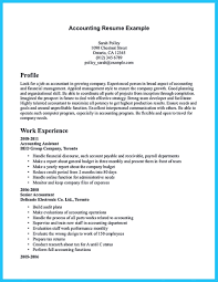 Accounting Resume Samples Sample Resume For Accounting Student Therpgmovie 93