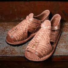 handmade mexican huaraches handmade product mexican straw che leather sandals