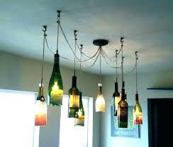 bourbon bottle chandelier wine bottle chandelier kit glass bottle chandelier wine bottle chandelier kit wine bottle