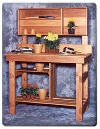 DIY Potting Bench For 75  Snazzy Little ThingsPlans For A Potting Bench
