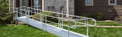 ada building codes for wheelchair ramps