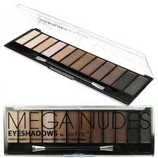 technic mega s 12 colour eyeshadow palette