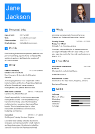 Free Online Modern Resume Maker Kickresume Perfect Resume And Cover Letter Are Just A