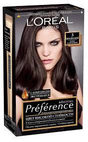 Купить <b>Краска</b> для волос <b>L'Oreal Paris</b> Preference темно ...