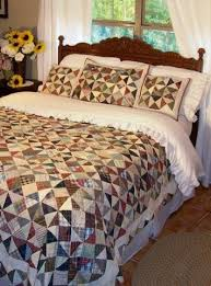 Country Patchwork Quilt Sets | Retro Barn Country Linens & Kaleidoscope Quilt - Retro Barn Country Linens - 1 ... Adamdwight.com