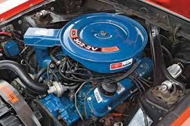 techtips ford small block general data and specifications shown is a 1970 302 2v v 8 the same basic small block ford air cleaner introduced in 1968 beneath this air cleaner is a more emissions friendly