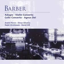 barber first essay for orchestra op page of presto barber