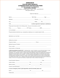 Child Medical Form - Cypru.hamsaa.co