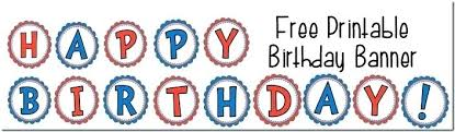 Happy Birthday Sign Templates Free Printable Happy Birthday Banner Templates Template Pdf