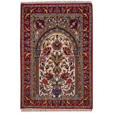 13593 isfahan esfahan rug iran persia 3 4 x 2 4 ft 105 x 74