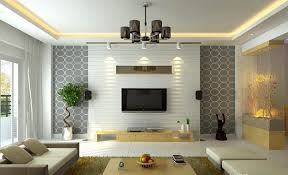 Modern Interior Design Wallpaper Home Regarding In A Living Room