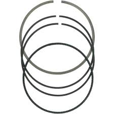 Moose racing replacement ring set for high performance 4 stroke piston kit by cp pistons 13 5 1 for 250 sx f 06 10 solomotoparts