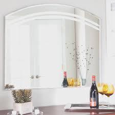 Bathroom : Creative Frameless Mirror For Bathroom Design ...