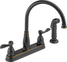 Rubbed Bronze Kitchen Faucet Best Oil Rubbed Bronze Kitchen Faucets