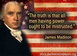 James Madison Quotes Adorable James Madison Quotes