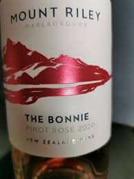 2020 Mount Riley Pinot Noir The Bonnie, New Zealand, South Island ...