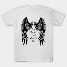 Angel Quotes New Angel Wings Quotes Angel Quotes TShirt TeePublic