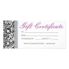 Best Certificate Templates Printable Salon Gift Certificate Templates 10 Best Images Of Spa