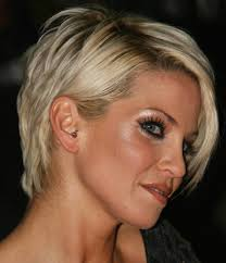 short hairstyles for thinning hair on top are not only create a y and elegant look