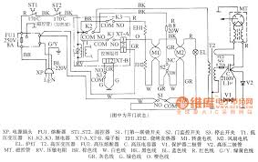 shanghai sharp r 750b computer type barbecue microwave oven Microwave Oven Circuit Diagram shanghai sharp r 750b computer type barbecue microwave oven circuit microwave oven circuit diagram full