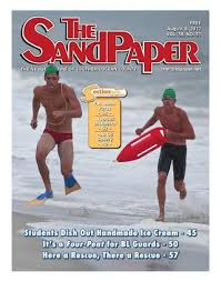 The SandPaper, August 8, 2012, Vol. 38, No. 31 by The SandPaper - issuu