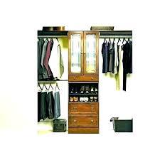 allen roth closet organizer closet brilliant premium