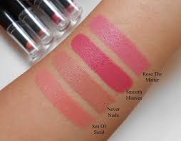 wet n wild megalast lip color sea of sand swatches