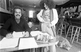 Miguel Algarín, Force Behind Nuyorican Cafe, Dies at 79 - The New York Times