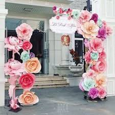 Giant Paper Flower Backdrop The 287 Best Giant Paper Flowers Images On Pinterest In 2019 Paper